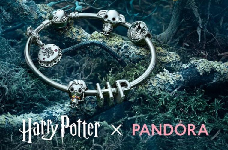 Pandora: collezione HarryPotter