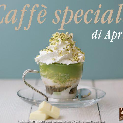 Caffè speciale di aprile