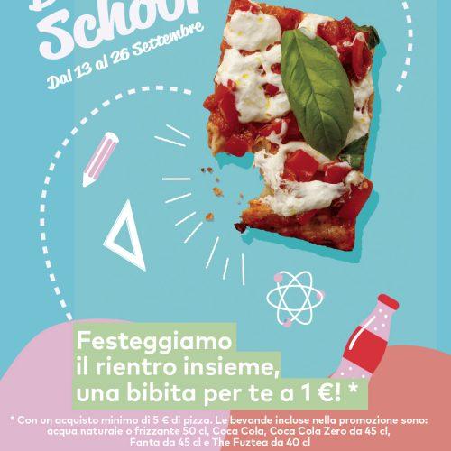 Promo Alice Pizza